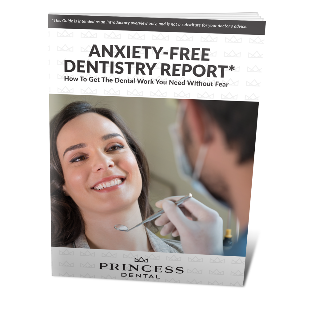 anxiety-free dentistry report